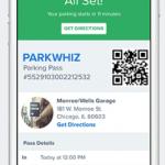 ParkWhiz Parking App