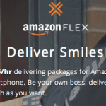 Get Paid $18-$25/hr Delivering Packages for Amazon Flex