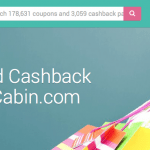 CouponCabin Cash Rebate Shopping Network $5 Sign-Up Bonus and $10 Referrals
