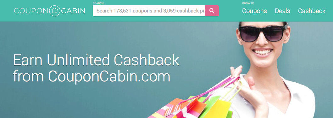 Couponcabin cash back