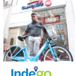 Indego Philly's Bikeshare Program $5 Discount with Capital One 360