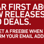 Free Redbox 1-Day DVD Rental with Email Confirmation