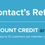 iContact Email Marketing Solutions $50 Account Credit and $50 Referrals