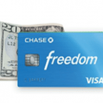Chase Freedom Credit Card $175 Bonus Offer Plus $50 Referrals
