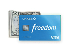 Chase Freedom Visa Card