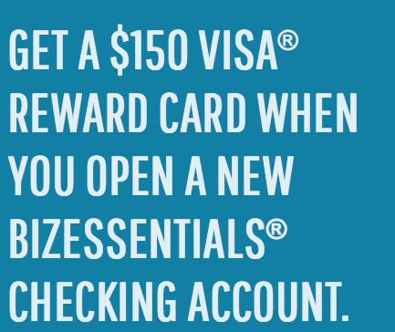 First Tennessee BizEssentials Business Checking Account Bonus