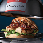 Red Robin Free Chicken Burger for People with Santa's Name