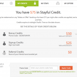 Stayful Boutique Hotel Booking Service $25 New User Credit and $25 Referral Rewards