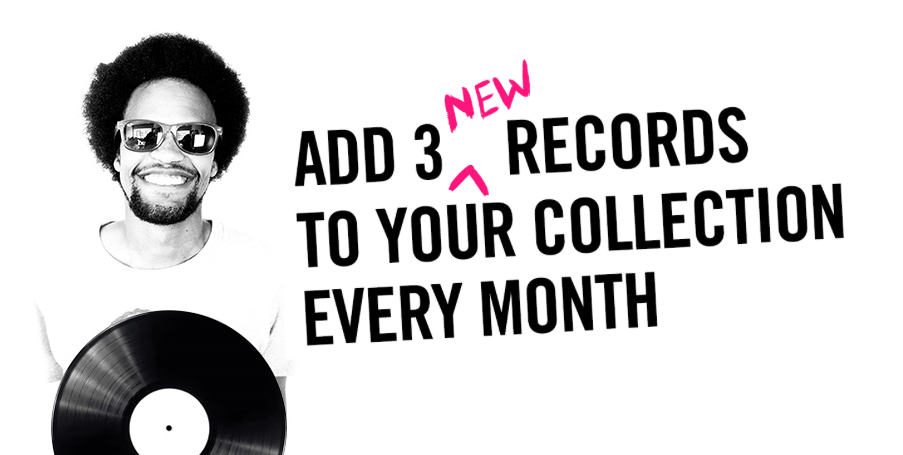 VNYL Vinyl Record Subscription Service