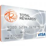 Caesars Entertainment Total Rewards Visa Credit Card $100 Bonus Credit