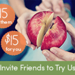 Door to Door Organics $15 Discount Code and Referrals for Food Subscription Service
