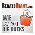 RebateGiant $5 Sign-Up Bonus and $5 Referrals for Cash Back Shopping