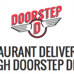 DoorstepDelivery Restaurant Delivery Service $4.99 Coupon and $2 Referral Discounts