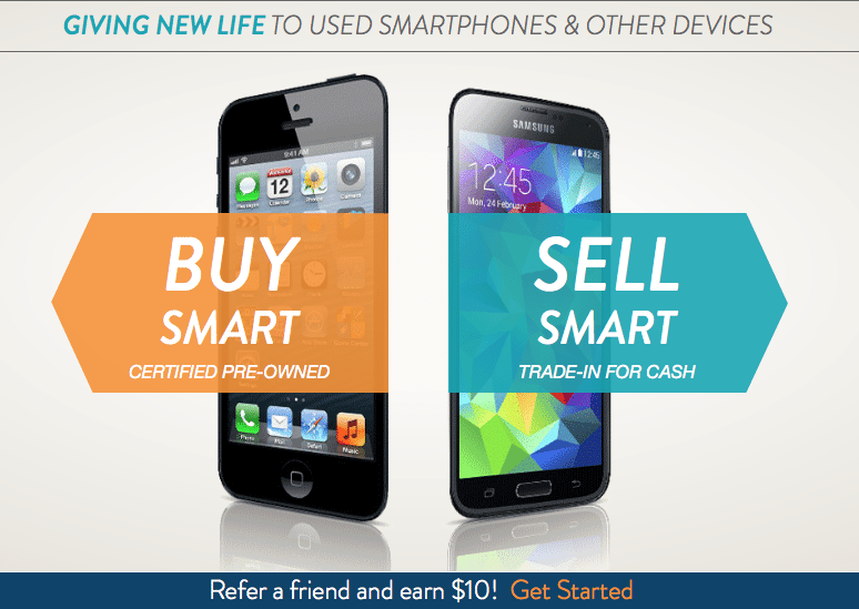 3483c820251 Gazelle  10 Referral Bonus to Buy and Sell Used Cell Phones