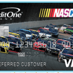 NASCAR Visa Credit Cards from Credit One Bank – Coming Soon