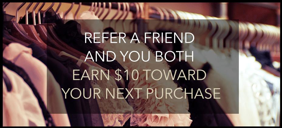 SnobSwap Refer A Friend Program