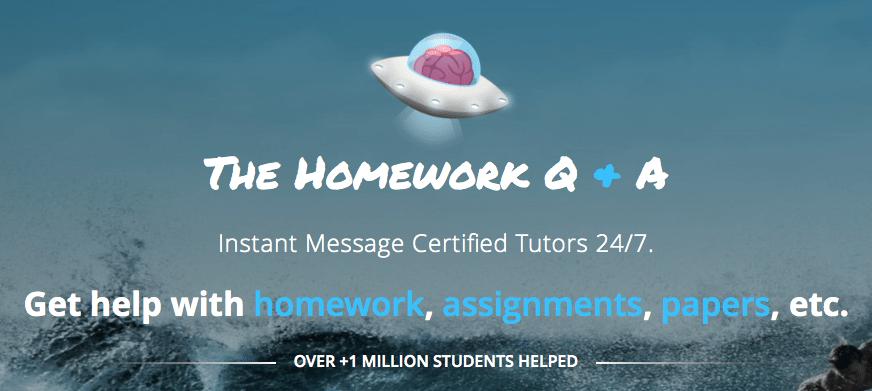Studypool Online Homework Tutoring