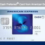 Blue Cash Preferred Card $350 Bonus Offer from American Express