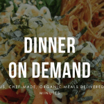Eat Purely Dinner On Demand App