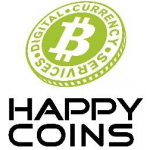 HappyCoins Digital Currency Referral Program – Earn 5 Euros in Bitcoins for Both Parties
