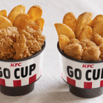 Kentucky Fried Chicken Receipt Survey for Free Go Cup with Any Drink