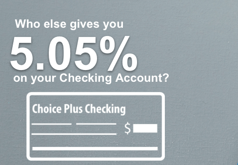 Beacon Credit Union Choice Plus Checking