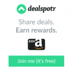 Dealspotr Deal Sharing Community 5,000 Bonus Points for New Members and Referral Rewards