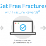 Fracture Glass Photos $10 Discount and $10 Referral Program