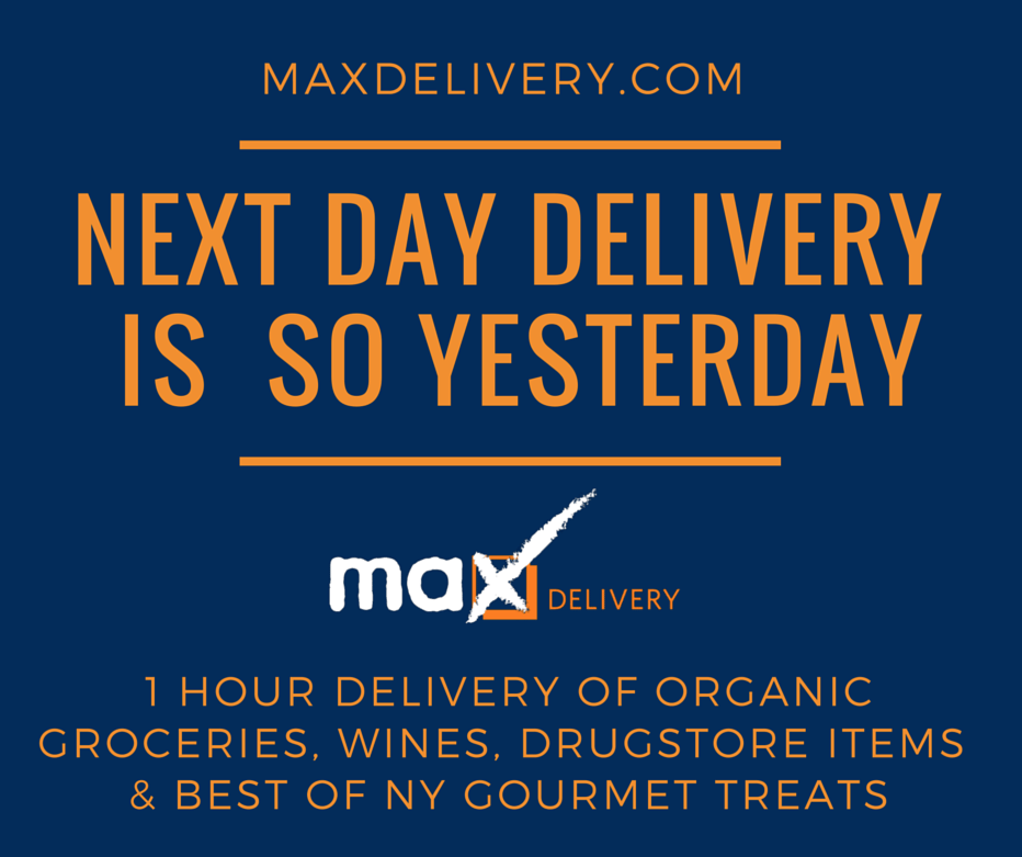 Max Delivery NYC Grocery Service