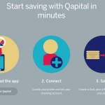 Qapital Banking App for Automated Savings – $5 Sign-Up Bonus and $5 Referrals