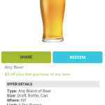 bevRAGE App – Get Cash Back on Beer, Wine and Liquor at Stores, Restaurants and Bars