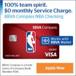 BBVA Compass $125 NBA Checking Account Bonus Available Nationwide