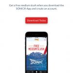 SONIC Drive-In Restaurants – Download App for Free Medium Slush