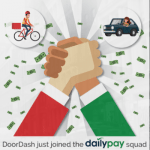 DailyPay DoorDash