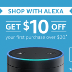 $10 Amazon Prime Day Discount for Echo Customers