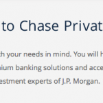 Chase Private Client Program – Exclusive Benefits and Services