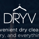 DRYV On-Demand Dry Cleaning and Laundry $10 Referral Credits
