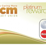 PCMCU Platinum Rewards Credit Card 5% Rebate On All Purchases – Wisconsin