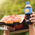 Pizza Hut – Free Personal Pan Pizza with Pepsi Emoji Bottle
