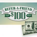 Redstone Federal Credit Union 100 Referral Bonus