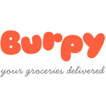 Burpy Grocery Delivery in Texas – $5 Free Credit and $5 Referrals
