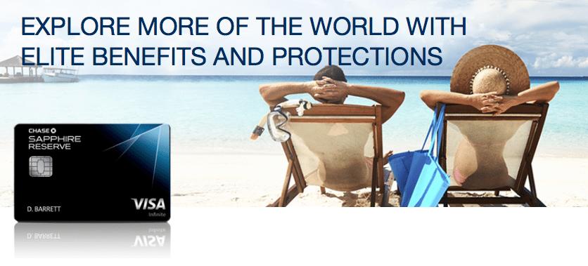 Sapphire reserve travel insurance