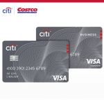 Costco Anywhere Visa Cards by Citi for Personal or Business
