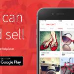 Mercari Mobile Resale Marketplace