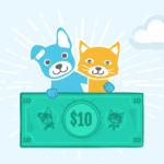 PetFlow Pet Store $10 Discount Code and $10 Referral Rewards