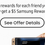 Samsung Pay Referral Rewards $5 Bonus for Both Users