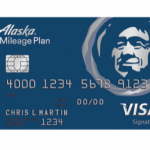 Alaska Airlines Visa Signature Card