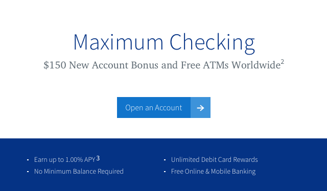 LegacyTexas 1% APY and $150 New Checking Account Bonus – North Texas