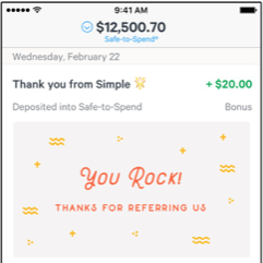 Simple Bank: Get $500 Bonus with Protected Goals Account