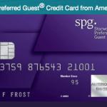 Starwood Preferred Guest Credit Card 35,000 Bonus Starpoints